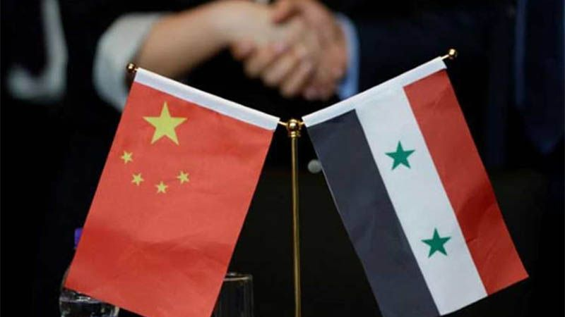 China reconstruirá la mayor planta de tratamiento de aguas en Siria